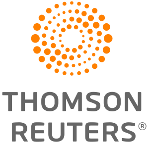 "Web of Sciences Core Collections ""ISI, Thomson Reuters"""