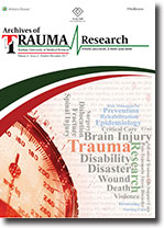 Archives of Trauma Research,